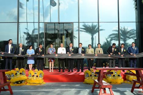 「ザ・マカオ・ルーズベルト」開幕式典開催…カジノ付ホテル=タイパ島・競馬場に隣接
