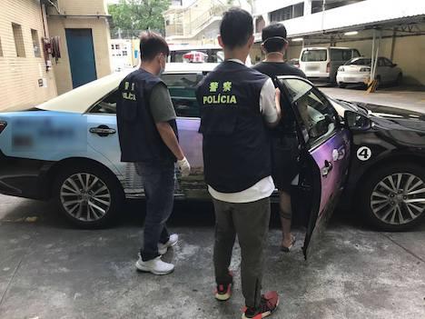 マカオの悪質タクシー運転手逮捕…忘れ物のスマホ返却に対価要求、ぼったくり料金提示も