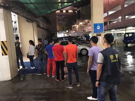 マカオ治安警察局がカジノ周辺で取り締まり実施…不法な金貸しに従事した疑いで6人の身柄拘束