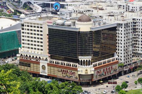 マカオのホテル客室でヘアドライヤーから出火…宿泊客ら11人避難