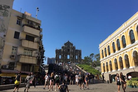 中国国家旅遊局がマカオ行き団体ツアー催行見合わせを旅行各社に通達…8月30日まで=台風13号による甚大な被害発生で