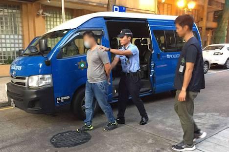 マカオの世界遺産「聖ポール天主堂跡」周辺で観光客狙った連続スリ…中国人男子逮捕