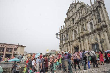 台風13号で被災のマカオ、9日ぶりに団体旅客戻る…受け入れ再開後最初の2日間で中国本土から411団体