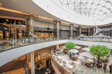 シティ・オブ・ドリームズ マカオのルーブル・カフェがベスト・インテリア・デザイン・アワード受賞