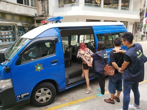 マカオ、カジノで負けた中国人男女が観光名所周辺でスリ繰り返す