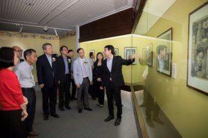 マカオ博物館特別展「ザ・メモラブルタイム-マカオ伝統手工業展」(写真:ICM)
