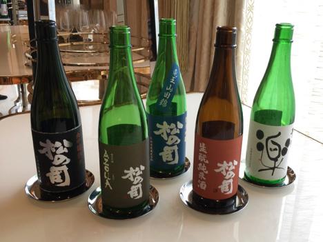 滋賀の銘酒「松の司」がマカオの大型IRでプロモーションイベント開催