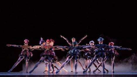 モンテカルロ・バレエ団「真夏の夜の夢」