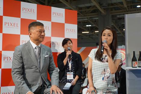 マカオの大型カジノ見本市MGSに日本版IRテーマのブース…酒井法子さんトークショーも=ピクセルカンパニーズが日本総代理事務局として出展