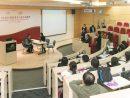 サンズチャイナが従業員向けに開催したレスポンシブルゲーミングトレーニング講座の様子(写真:Sands China Limited)