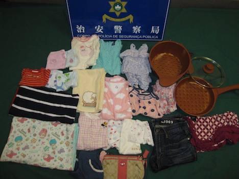 マカオ、勤務先の家庭から生活用品など盗むフィリピン人ホームヘルパー逮捕