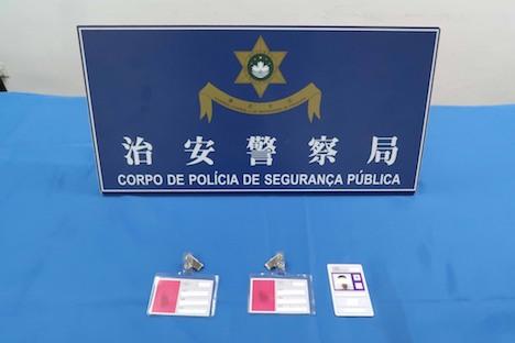 マカオ国際空港の制限エリアに他人の身分証使って進入図る…2人逮捕