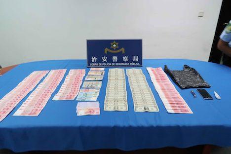 北京からマカオへ向かう航空機内で窃盗事件発生…中国人の男を逮捕