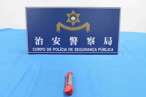 マカオ国際空港で催涙スプレー所持の男を逮捕=現地では武器として禁制品扱い