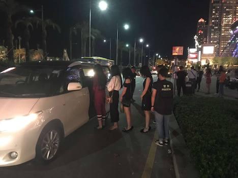 マカオ警察、カジノIRが建ち並ぶコタイ地区で違法売春取り締まり実施…4人の身柄拘束