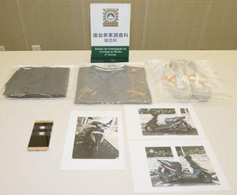 マカオ、カジノで負けた中国人が盗んだバイクでひったくり…オーバーステイも発覚