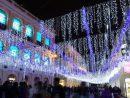 セナド広場のイルミネーション(写真:IACM)