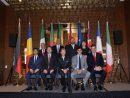 マカオ欧州商会が設立4周年記念カクテルレセプションを開催=2017年11月23日(写真:MECC)