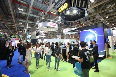 G2E(グローバル・ゲーミング・エキスポ)アジア2018