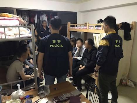 マカオ警察、通報受け無認可宿泊施設へ立ち入り検査実施…即時封鎖