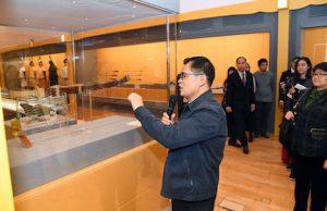 「ザ・ゴールデン・パレード-故宮博物院蔵皇室軍事装備コレクション展」(写真:ICM)