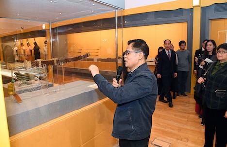 ザ・ゴールデン・パレード-故宮博物院蔵皇室軍事装備コレクション展