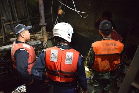 マカオ税関と中国海上法執行機関が合同取り締まり実施