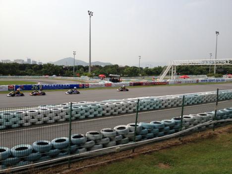 2017マカオ国際カートグランプリ
