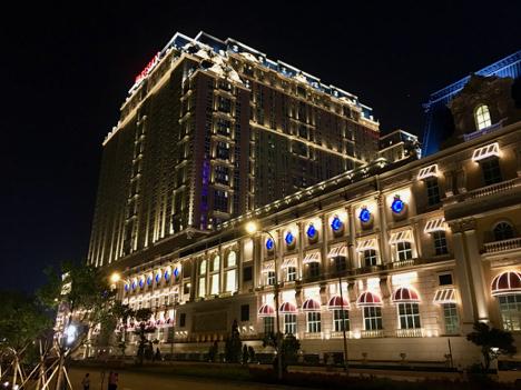 マカオのカジノ併設ホテル客室内で中国人中年男性の遺体発見