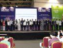 「G2Eアジア2017」会場内で開催された「アジアロッタリーフォーラム2017」及び「第7回中国ロッタリーインダストリーサロン」(資料)=2017年5月(写真:Reed Exhibitions)