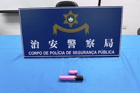 スタンガン機能付き懐中電灯所持でフィリピン人女子逮捕…マカオ国際空港の手荷物検査で発見