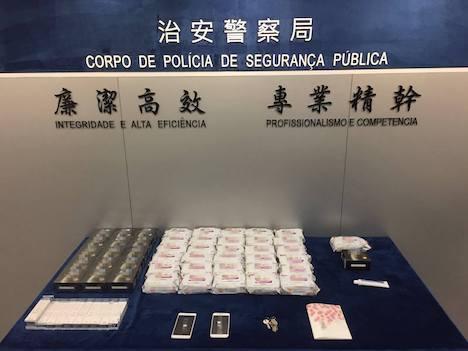 マカオ警察、祐漢地区で違法売春取り締まり実施…19歳の管理役の男を逮捕