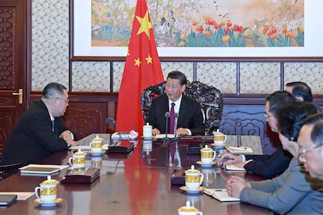 中国中央、マカオ特区政府の施政に肯定的な評価…経済発展と民生改善に対するサポート継続示す