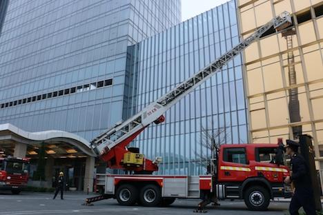 マカオの大型カジノIR「MGMコタイ」で消防訓練実施…1月29日オープン予定