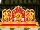世界遺産・セナド広場に設置されるステージのイメージ(写真:IACM)