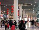 旧正月シーズン中のマカオ国際空港旅客ターミナルビルの様子(写真:CAM)