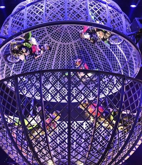 「ラ・パリジェンヌ-キャバレー・フランセーズ」のワンシーン(写真:The Parisian Macao)