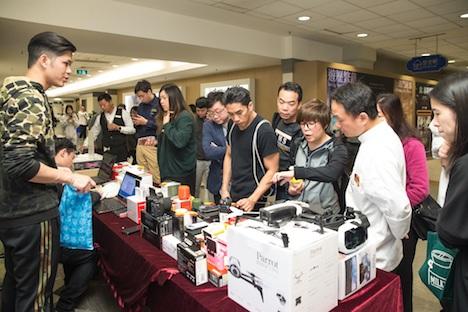 マカオIR運営大手サンズチャイナ、地元中小企業振興策で従業員2.8万人向け即売会開催…2011年から続くイベント