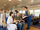 コタイウォータージェットの船内イメージ(写真:Cotai Water Jet)