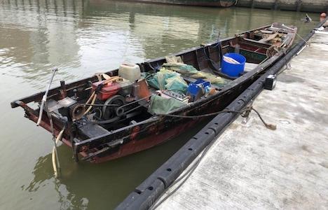 マカオ税関、タイパ島沖で蛇頭1人と密航者3人を検挙