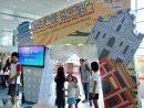 マカオ国際空港に登場したVR体験コーナー(写真:CAM)