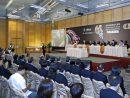 マカオグランプリ組織委員会による記者会見=2018年7月5日(写真:GCS)