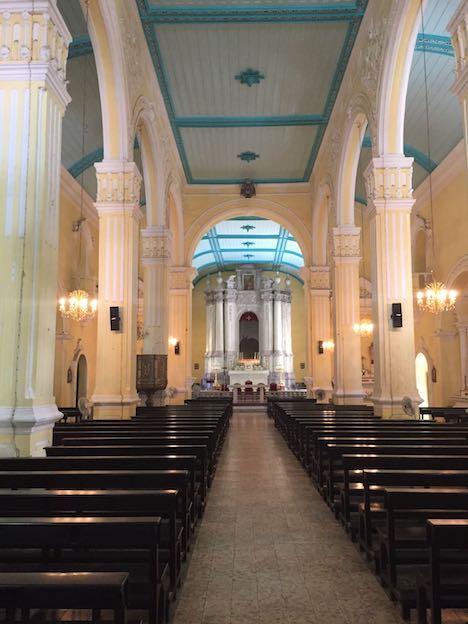 聖オーガスチン教会(写真:ICM)