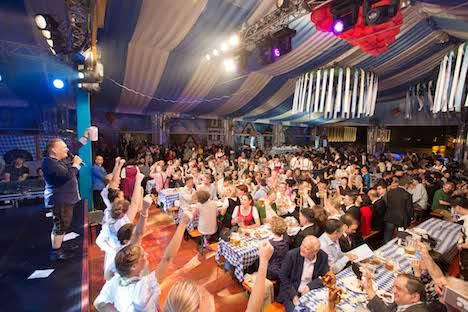 「オクトーバーフェストマカオ at MGM」会場イメージ(写真:MGM Macau)