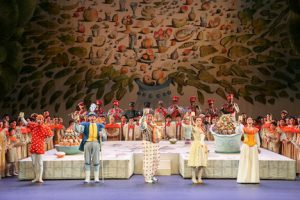 第32回マカオ国際音楽フェスティバルの開幕作品『L'Elisir d'Amore(邦題:愛の妙薬)』(写真:ICM)