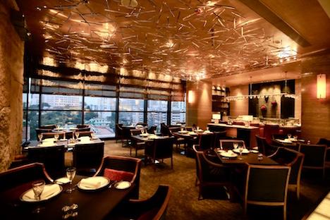 会場となるグランドリスボアホテル3階のステーキハウス「ザ・キッチン」(写真:Grand Lisboa Hotel)