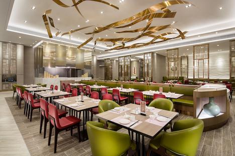 「クリスタル・ジェイド」マカオ2号店の内観イメージ(写真:Sands Cotai Central)