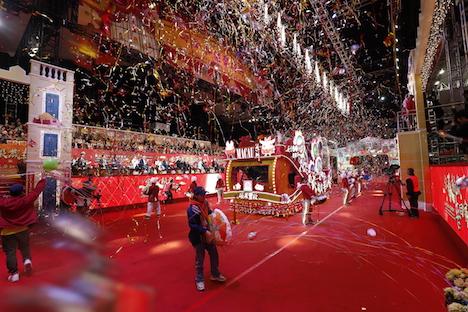 多くの市民や観光客で賑わった春節祝賀パレード=2019年2月7日(写真:MGTO)