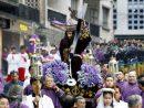 マカオで2日間にわたって開催されたカトリックの伝統行事「パッソス聖体行列」(写真:GCS)