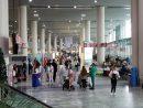 マカオ国際空港の旅客ターミナルビル出発フロアのイメージ(写真:CAM)